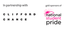 Clifford Chance, National Student Pride logo